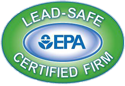 EPA Certified Lead-Safe Renovation Firm
