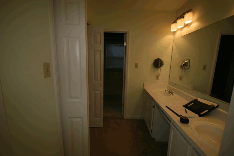 Bathroom Before Remodel Project A Pro Renovation Home Remodeling