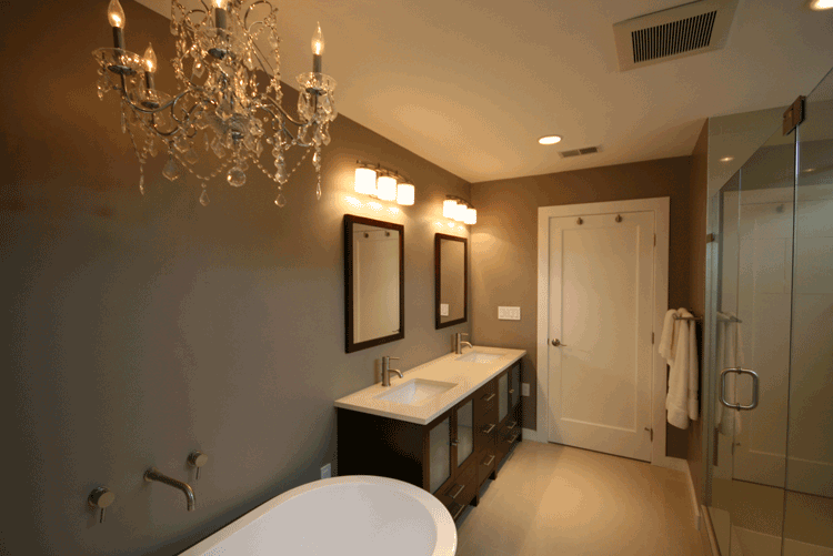 Bathroom Remodel View From Inside A Pro Renovation
